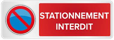 Le stationnement devant le terrain polysports et l'aire de jeux rue Poincaré sera interdit à compter du 23 avril 2021