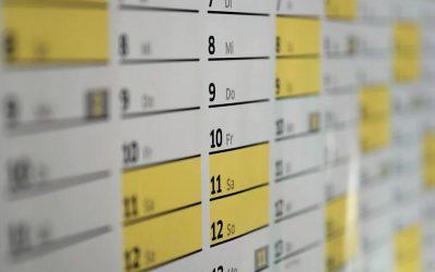 Vente de calendriers, soyez vigilants !